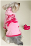 Juicy Couture dog bathrobe,pet clothes,dog coats