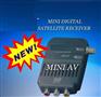 Strong fta mini av satellite receiver