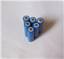 Rechargeable 18650 lithium ion battery cell 3.7 V