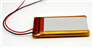 Rechargeable li polymer battery cell 3.7 V 5800mA