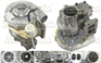 Turbochargers TBP412 for Perkins