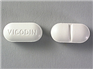 VICODIN 5-500 TABLET