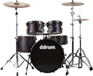 Ddrum Hybrid - 5 Piece Acoustic/Electric Drum Kit