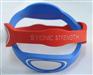 Silicone energy bracelets