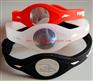 Hologram power energy silicone bracelet