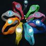 Custom energy bracelets