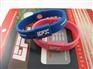 Efx silicone sport wristband