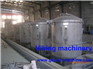Absorbent cotton machine