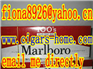 Sell marlboro cigarettes with usa stamps