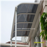 Canvas awning canopy, Acrylic awning or canopy