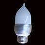 High Power Ice Cream Led Candle Bulb F45