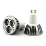 High power 3x1w/3x2w GU10 LED spotlight