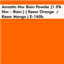 Annatto Nor Bixin Powder