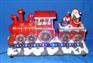 LED Christmas Decorations of Train