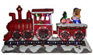LED Christmas Gifts of Train Decoration