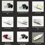 High power LED fog light, High power car LED bulb