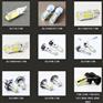 High Power LED fog lamp, LED brake light