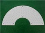 Solar LED Street Lighting System LED PCB Circuit Board 1 Layer / 2 La
