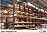 Steel Heavy Duty Double Sided Arm Pipe Cantilever Storage Racks