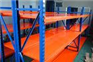 Utility Light Duty Racking of Storage with Corrosion Protection
