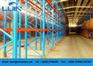 Steel Heavy Duty Pallet Racking for Industrial Warehouse Storage Solu