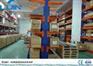 Warehouse Heavy Duty Adjustable Q235B Steel Cantilever Pallet Racking