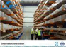 Cold Rolling Steel Pipe Storage Double Sided Cantilever Rack for Ware