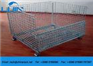 Steel Structure Warehouse Foldable Galvanized Wire Mesh Cages for Sto