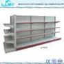 White Floor Standing Heavy Duty Storage Supermarket Display Racks
