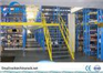 Customize Size Metal Warehouse Multilevel Display Mezzanine Supported