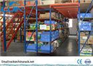 Q235B cold roller steel pallet rack supported steel Pallet Racking Me