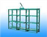 Warehouse 4 drawers and crane Mould Storage Racks in 1000kg / drawer