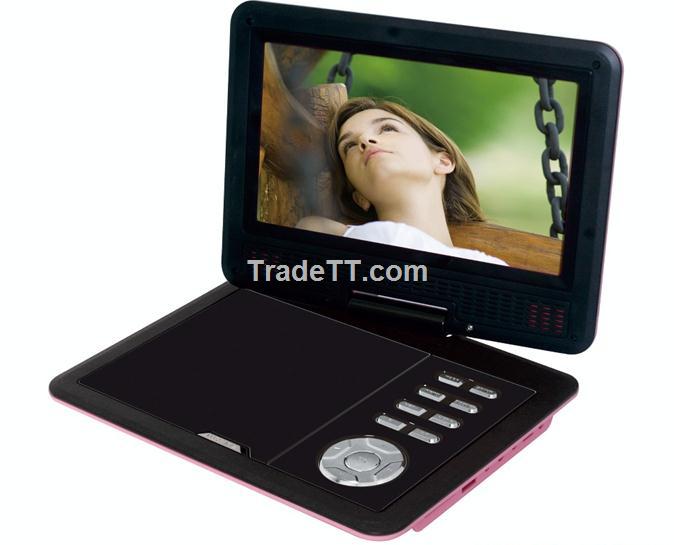 9inch mini dvd player with usb sd card reader tv china. Black Bedroom Furniture Sets. Home Design Ideas