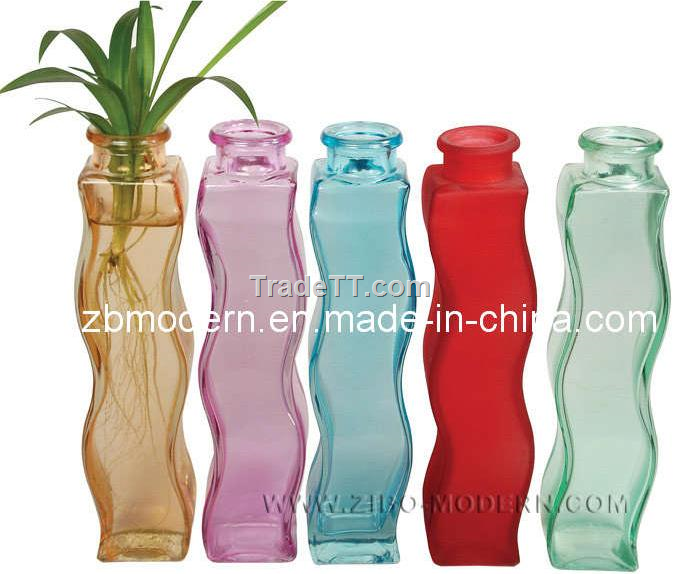 Ikea Small Fashion Colored Glass Vase China Ikea Small Fashion