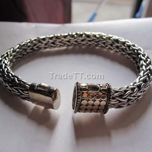 Imitation brand jewelry john hardy bracelet occident for John hardy jewelry factory bali