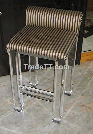 Lucite Bar Stools China Lucite Bar Stools Supplier