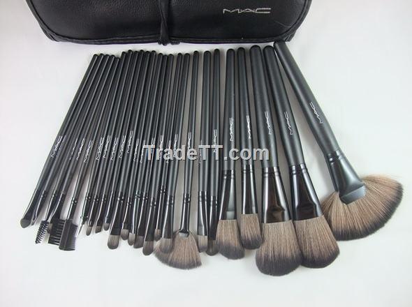 Professional Mac Makeup Brush Set 32 Pcs Mugeek Vidalondon