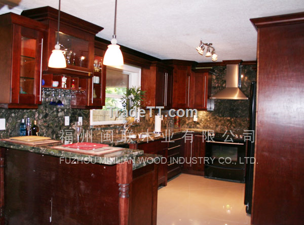 cherry kitchen cabinets on Cherry Wood Kitchen Cabinets China  outdoor design