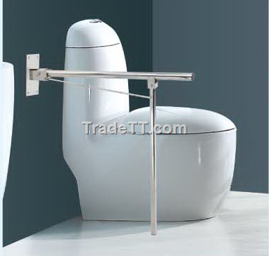 Grab Bars  Bathroom on Grab Bar   China Swing Up Grab Bar Supplier Factory   Lisheng Bathroom