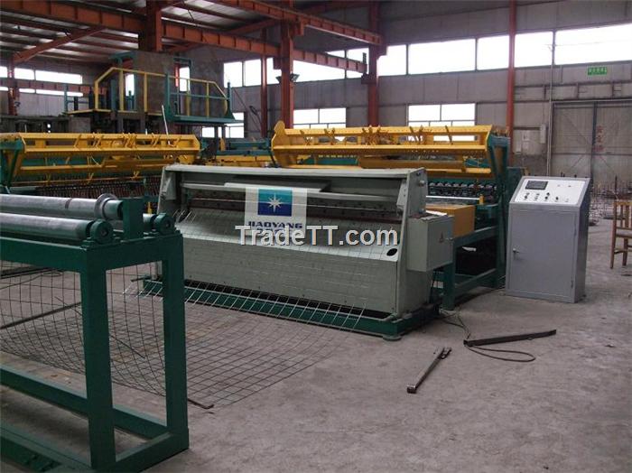 Brc Welded Wire Mesh Machine Ce Certified China Brc