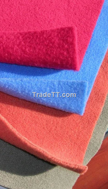 100 Polyeester Solid Polar Fleece Fabric China 100