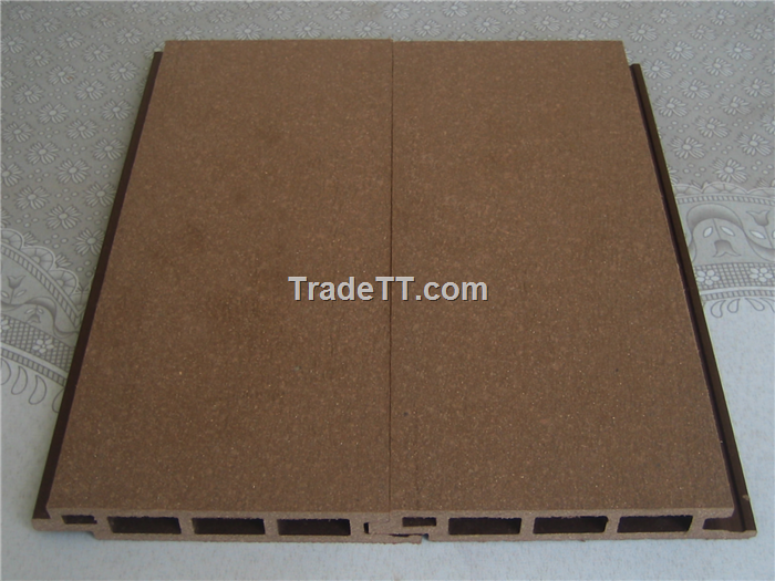 Composite Flooring Panels : Wood plastic composite decking wall panel china