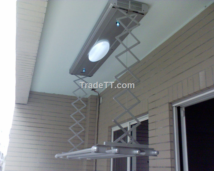 Ceiling Drying Racks For Laundry Wall Mounted Laundry