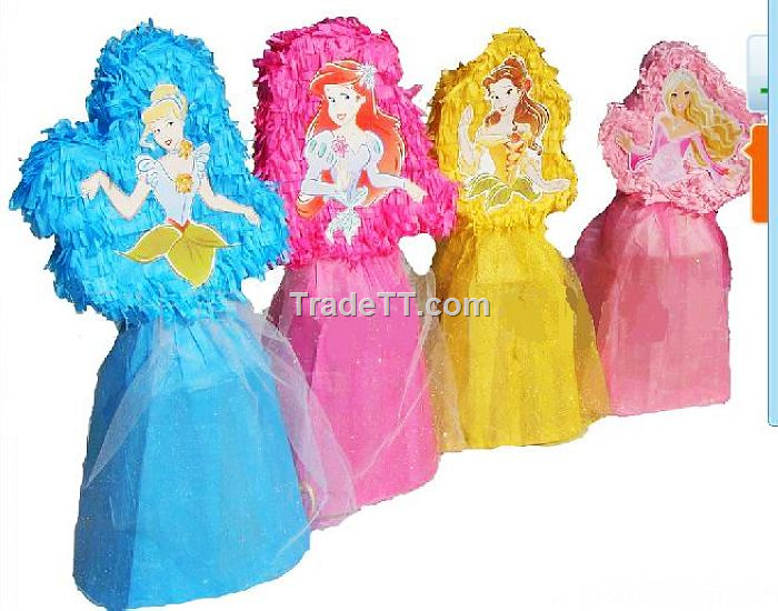 Princess Pinata - China Princess Pinata Supplier,Factory - JinHua