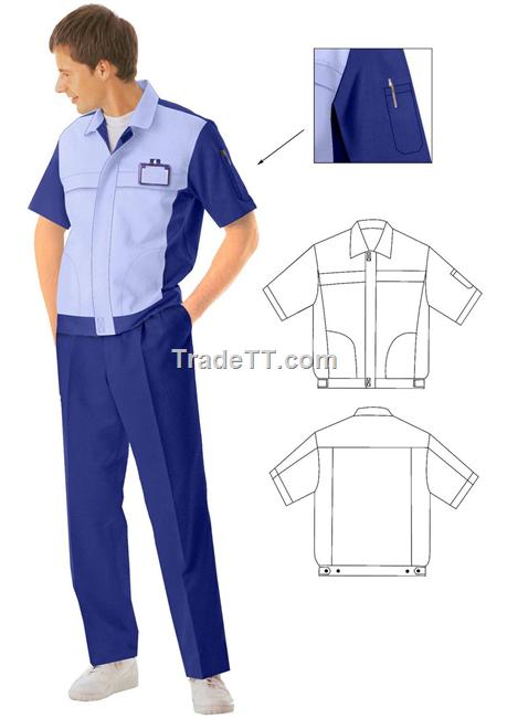 Work uniform supplier big natural porn star for Spa employee uniform