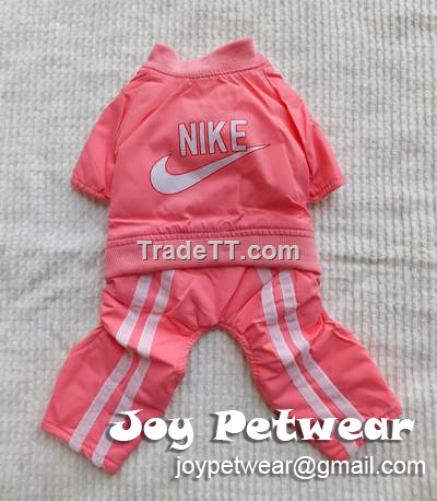 Nike Dog Tracksuit Pet Winter Clothes China Nike Dog