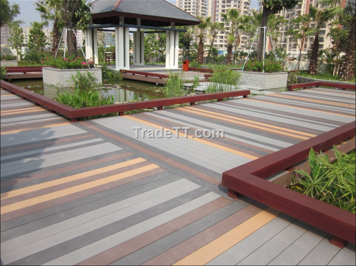 Wpc Outdoor Flooring Fence Wall Panel China