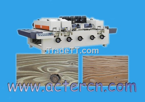 Wood Floor Brushing Polishing Machine China Wood Floor
