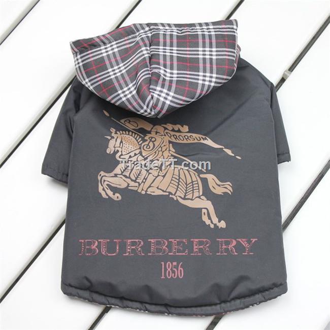 Burberry Dog Jacket China Burberry Dog Jacket Supplier