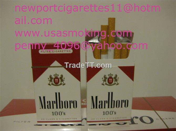 Wholesale marlboro red box 100s cigarettes NY - China